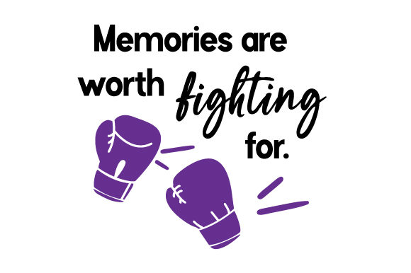 Download Free Memories Are Worth Fighting For Svg Cut File By Creative Fabrica for Cricut Explore, Silhouette and other cutting machines.