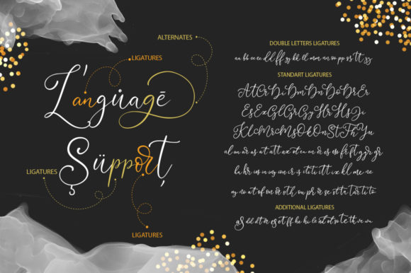 Print on Demand: Miracles Duo Script & Handwritten Font By Red Ink - Image 3