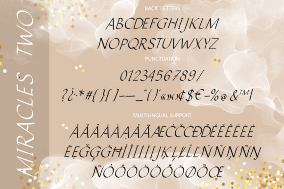 Miracles Duo Font By Red Ink Image 9
