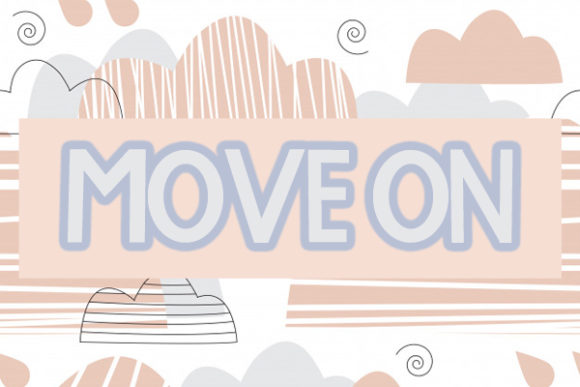 Print on Demand: Move on Sans Serif Schriftarten von Docallisme