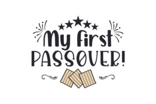 My First Passover! Craft Design By Creative Fabrica Crafts