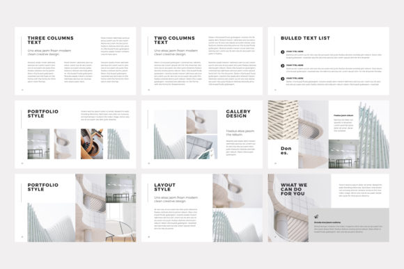 Print on Demand: NORS Powerpoint Template Graphic Presentation Templates By pixasquare - Image 6