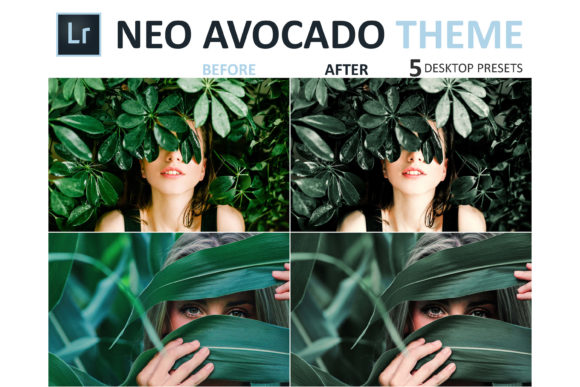 Download Free Neo Avocado Desktop Lightroom Presets Grafico Por 3motional Creative Fabrica for Cricut Explore, Silhouette and other cutting machines.
