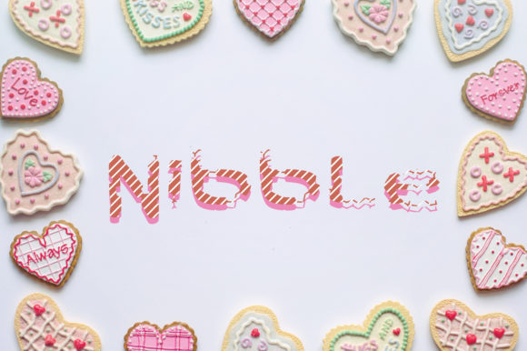 Print on Demand: Nibble Script & Handwritten Font By GraphicsBam Fonts