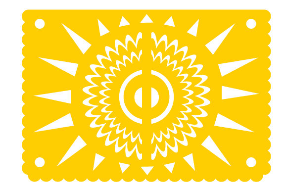 Papel Picado Sun Picado Craft Cut File By Creative Fabrica Crafts