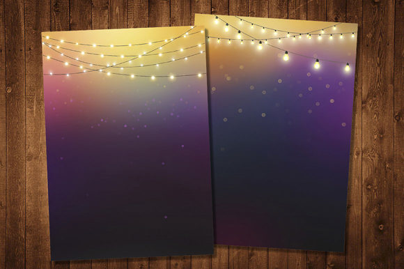 Print on Demand: Party Backgrounds Graphic Backgrounds By MixPixBox - Image 4