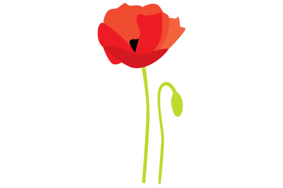 Download Free Poppy Flower Svg Cut File By Creative Fabrica Crafts Creative for Cricut Explore, Silhouette and other cutting machines.