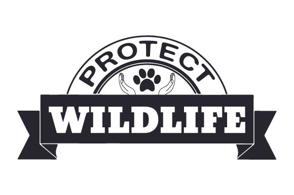Protect Wildlife Nature & Outdoors Craft Cut File By Creative Fabrica Crafts