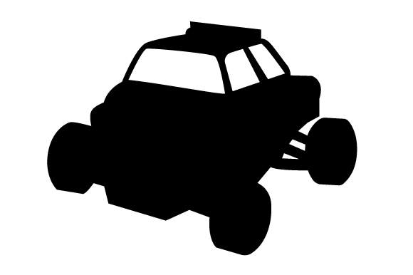 Download Free Rc Car Silhouette Svg Cut File By Creative Fabrica Crafts for Cricut Explore, Silhouette and other cutting machines.