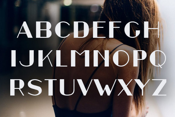 Print on Demand: Retrospective Display Font By vladimirnikolic - Image 3