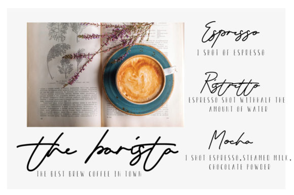 Seraphina Script Font By Nomad Hustler Creative Fabrica