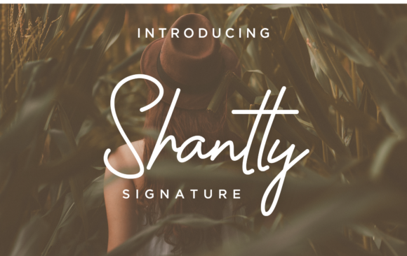Print on Demand: Shantty Script & Handwritten Font By LetterBeary