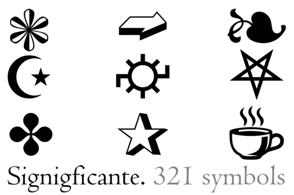Signigficante Font By Intellecta Design Image 3