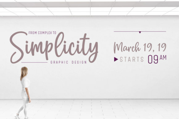 Smart Choices Duo Font Design