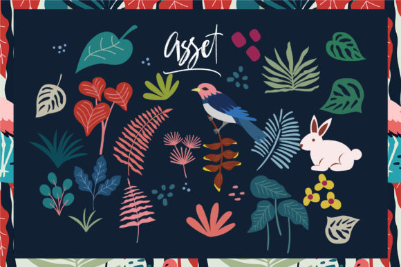 Print on Demand: Spring Pattern Toolkit Graphic Patterns By Caoca Studios - Image 3