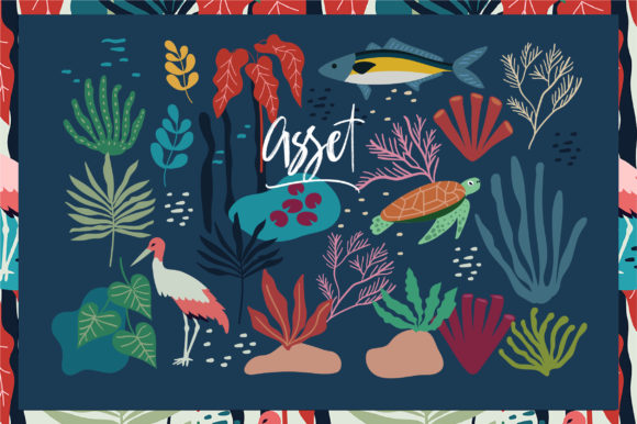 Print on Demand: Spring Pattern Toolkit Graphic Patterns By Caoca Studios - Image 4