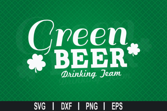 Download Free St Patrick S Day Green Beer Svg Graphic By Svg Cuts Creative for Cricut Explore, Silhouette and other cutting machines.