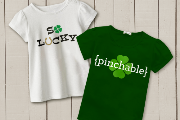 Download Free St Patrick S Day Phrases Svg Graphic By Designedbygeeks for Cricut Explore, Silhouette and other cutting machines.