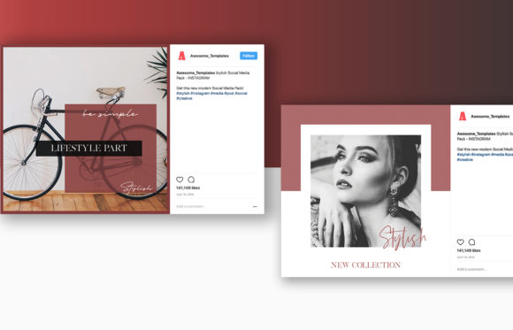 Stylish-Social-Media-Pack-by-Awesome-Templates-3-580x373.jpg