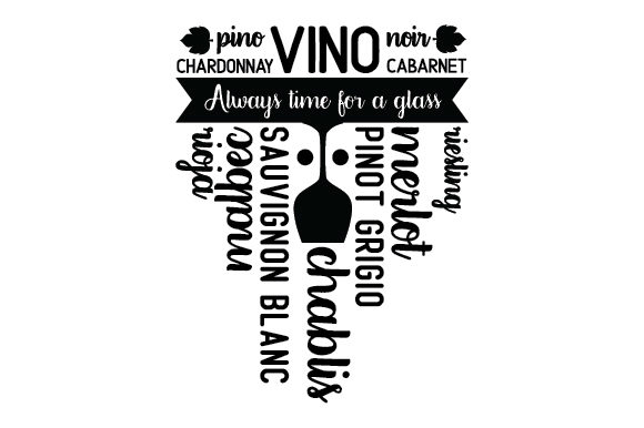Download Free Subway Art For Wine Svg Cut File By Creative Fabrica Crafts for Cricut Explore, Silhouette and other cutting machines.