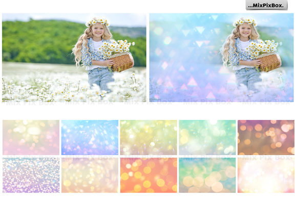 Print on Demand: Summer Overlays Mix Pack Graphic Layer Styles By MixPixBox - Image 3