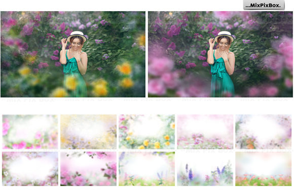 Print on Demand: Summer Overlays Mix Pack Graphic Layer Styles By MixPixBox - Image 6