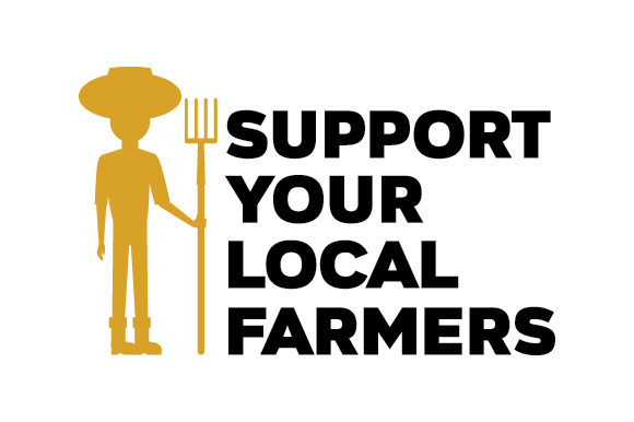 Support Your Local Farmers Craft Design By Creative Fabrica Crafts