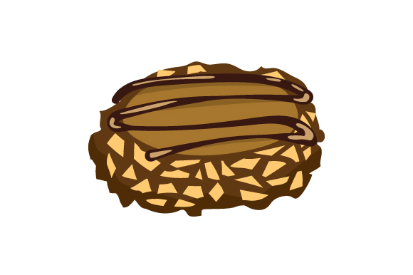 Download Free Sweets Turtle Cookie Archivos De Corte Svg Por Creative Fabrica for Cricut Explore, Silhouette and other cutting machines.