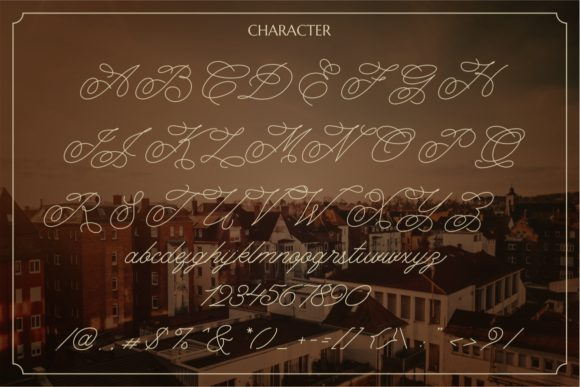 Print on Demand: The Ultimate Class Script & Handwritten Font By putracetol - Image 9
