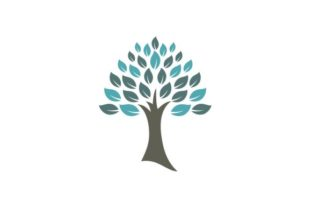 Download Free Tree Life Logo Graphic By Cikep25 Creative Fabrica for Cricut Explore, Silhouette and other cutting machines.