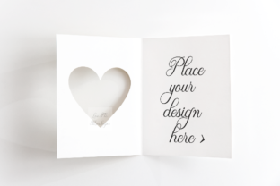 Download Free Valentine S Greeting Card Flatlay Mockup Graphic By Leo Flo for Cricut Explore, Silhouette and other cutting machines.