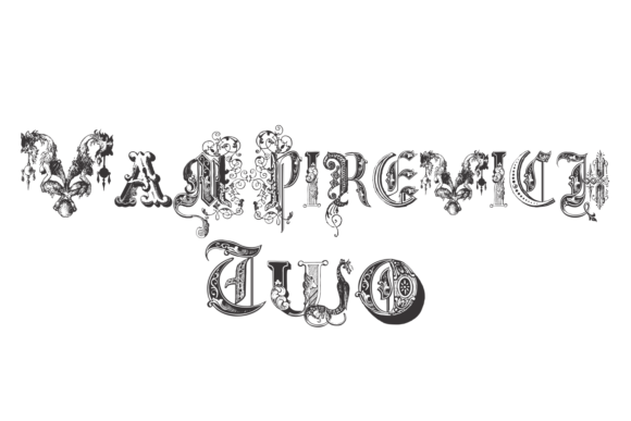 Print on Demand: Vampirevich Family Display Font By Intellecta Design
