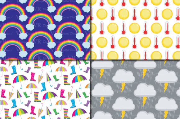 Digital Weather Papers