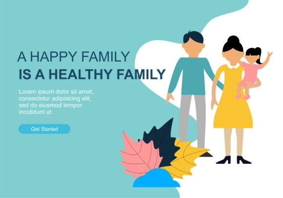 Download Free Web Page Design Templates For Family Teamwork Business Strategy for Cricut Explore, Silhouette and other cutting machines.