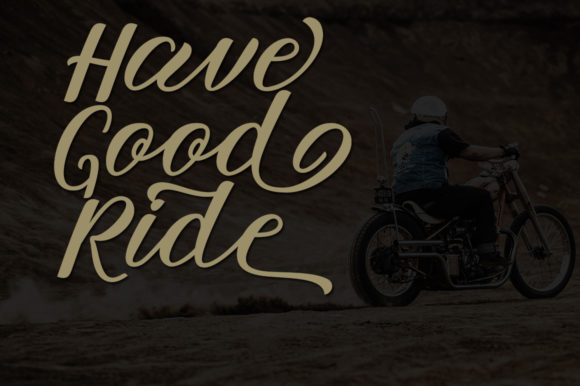 Print on Demand: Winther Script Script & Handwritten Font By rotterlabstudio - Image 3