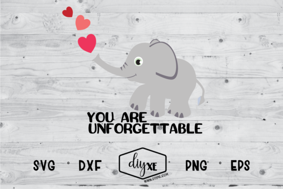 Download Free You Are Unforgettable Svg Grafico Por Sheryl Holst Creative for Cricut Explore, Silhouette and other cutting machines.