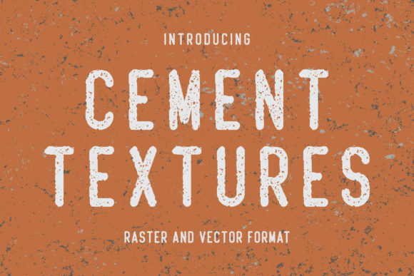 10 Cement Textures Graphic By MuSan