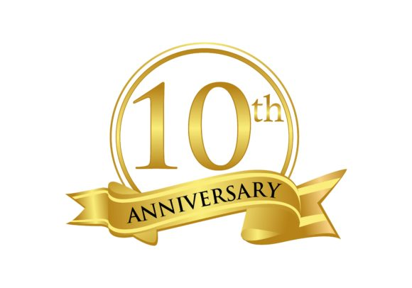 Image result for 10 anniversary