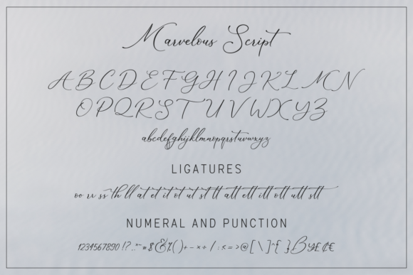 Marvelous Duo Font By Ghuroba Studio Image 9