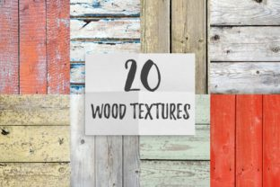 20 Wood Texture Backgrounds Graphic Textures By Anastasiia Macaluso