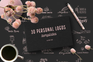 Print on Demand: 30 Personal Logos Grafik Logos von webvilla