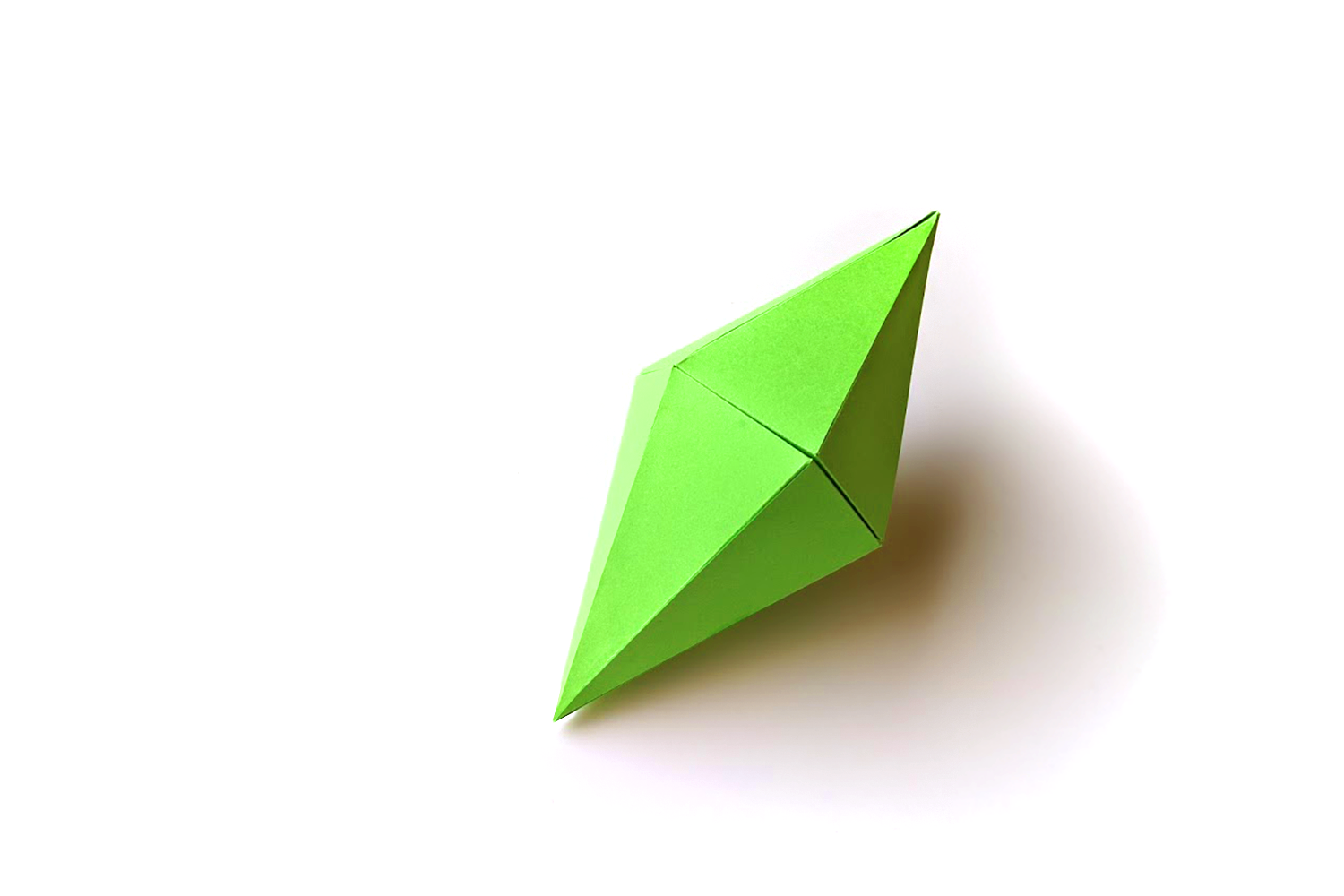 12 Sided 3d Gem Svg And Pdf Graphic By Risarocksit Creative