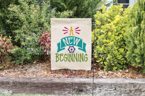 A New Beginning SVG Cut File Graphic By oldmarketdesigns Image 2