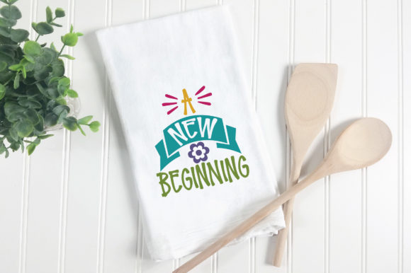 A New Beginning SVG Cut File Graphic By oldmarketdesigns Image 6