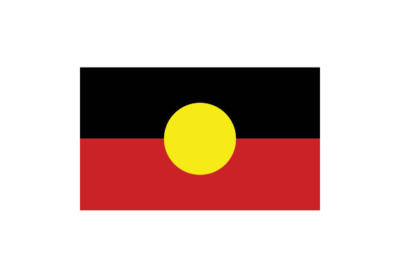 Aboriginal Flag Svg Cut File By Creative Fabrica Crafts