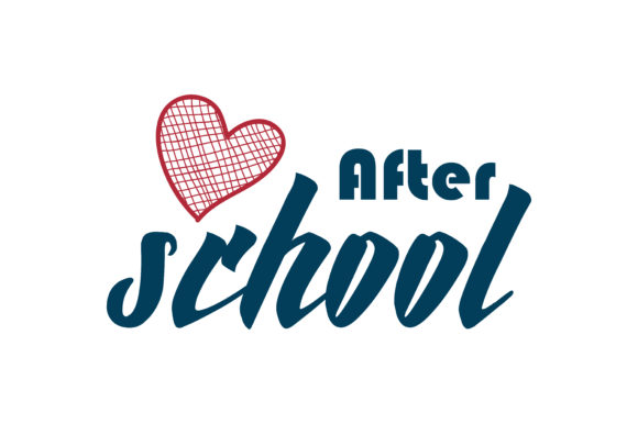 Download Free After School Quote Svg Cut Graphic By Thelucky Creative Fabrica for Cricut Explore, Silhouette and other cutting machines.