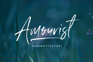 Amouris Font By Sronstudio