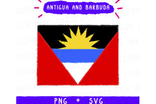 Antigua and Barbuda Graphic By Inkclouddesign
