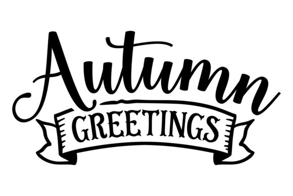 Autumn Greetings Australia Craft Cut File By Creative Fabrica Crafts - Image 1