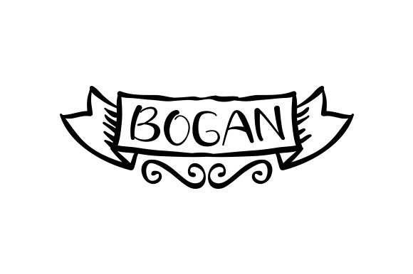 BOGAN Craft Design By Creative Fabrica Crafts Image 1